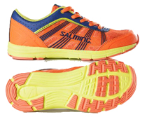 Salming Speed kid jogging orange