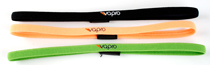 Vapro pannband 3st Svart/ Orange/ Lime