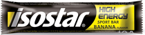 Isostar high energy bar banan 40g
