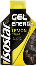 Isostar energy gel citron 35g