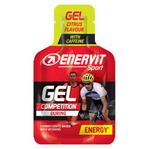 Enervit gel citrus med koffein 25 ml
