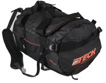 Oltech DB16-S duffelbag 35L svart/orange