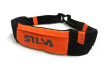 Silva Distance Run belt, orange