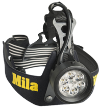 Mila Orion led 6 Ah Li-Ion paket 2000 Lumen