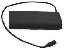 M Tiger Bikeray Li-Ion batteri 8,4 ah 8,4 Volt