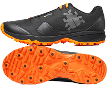 Icebug Pytho4 17 sv/orange dubb men
