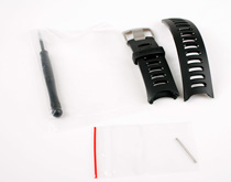 Garmin 610 kit armband gummi