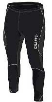 Craft PXC Storm tights fodrade, svart
