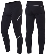 Noname Thermo tights svart