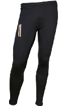 Bagheera Race tights långa svart