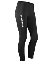 Bagheera Compression zip tights 19, women